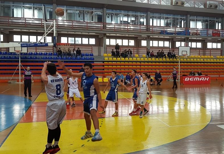 SL Kadeti Centar Jedinstvo