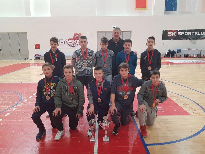 SK Basket 4 Kids F4 MNE